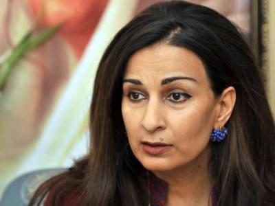 حکومت نےکسی معاملے کوسنجیدگی سےنہیں دیکھا،آٹا بحران پر سیاست نہیں کرنا چاہتے:سینیٹر شیری رحمن