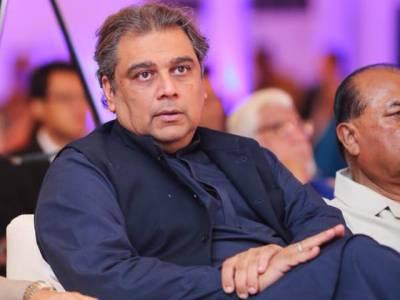 گندم درآمد کا معاملہ ایک سوالیہ نشان،وزارت سے استعفیٰ نہیں دوں گا، مجھے ڈی نوٹیفائی کیا جا سکتا ہے: علی زیدی
