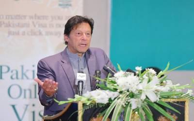 وزیراعظم عمران خان اپنی اہلیہ بشریٰ بی بی کے حق میں میدان میں آگئے