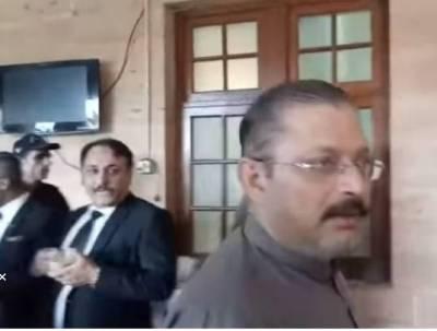 اسلام آبادہائیکورٹ ،روشن سندھ پروگرام میں شرجیل میمن کی ضمانت میں 11 فروری تک توسیع