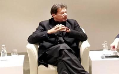 افغانستان کا مسئلہ فوجی نہیں، سیاسی طور پر حل کرنا ہوگا، امریکہ مسئلہ کشمیر کے حل میں کردار ادا کرے: عمران خان
