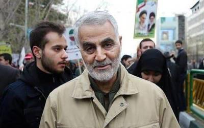 قاسم سلیمانی کے بعد ایران کا ایک اور کمانڈر قاتلانہ حملے میں جاں بحق، خبرآگئی