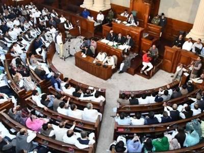 پنجاب اسمبلی میں بھی ٹرانسپیرنسی انٹرنیشنل کی کرپشن سے متعلق رپورٹ کاچرچا
