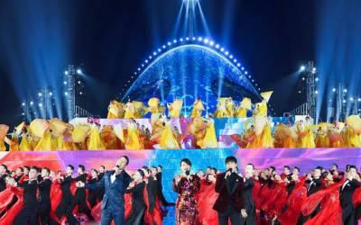 چین میں نئے قمری سال کا شاندار استقبال