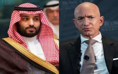 دنیا کے امیر ترین آدمی کا سعودی ولی عہد پر فون ہیک کرنے کا الزام لیکن قصور اپنی ہی گرل فرینڈ کا نکلا، اصل کہانی سامنے آگئی