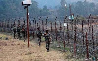 ایل او سی پر بھارتی فوج کی بلا اشتعال فائرنگ ،خاتون زخمی
