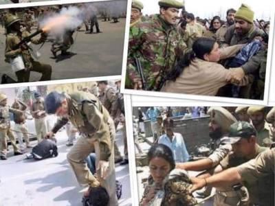 پلوامہ میں سرچ آپریشن کے دوران بھارتی فوج نے تین نوجوانوں کو شہید کر دیا