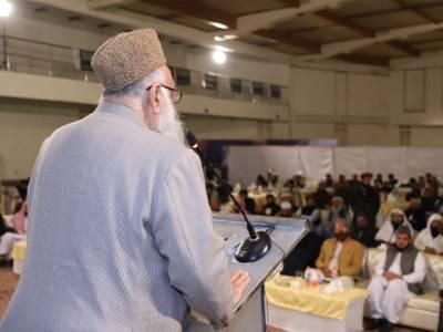 پیمرا میڈیا پر سیاسی مخالفین پر تو پابندیاں عائد کرتا ہے مگر مغربی تہذیب کا زہر ڈراموں کے ذریعے عام کیا جا رہا ہے:سینیٹر ساجد میر