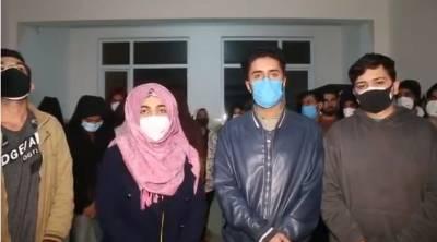 چین کا شہر وہان جہاں سے خطرناک کرونا وائرس شروع ہوا، وہاں پھنسے پاکستانی طلبا کی ویڈیو سامنے آگئی، ایسی بات کہہ دی کہ دل ٹوٹ جائے