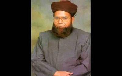 شاہ احمد نورانی کی بیوہ انتقال کرگئیں