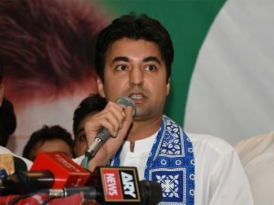 وفاقی وزیر مراد سعید خواجہ آصف پر برس پڑے ،اُن کا جملہ اُنہی پر فٹ کر دیا