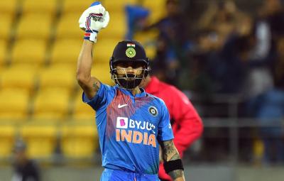 بھارت اور نیوزی لینڈ کے درمیان چوتھے ٹی 20 میچ کا فیصلہ بھی سپر اوور میں ہوا مگر جیتا کون؟ ناقابل یقین خبر آ گئی