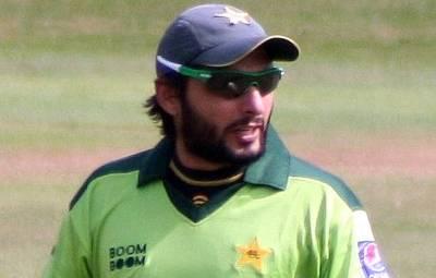 """""""بھارتی کرکٹ ٹیم پاکستان آئی تو ہم۔۔۔"""" شاہد آفریدی نے اعلان کر دیا"""