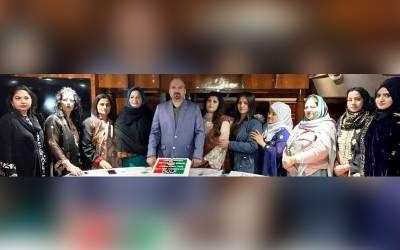 آصفہ بھٹو زرداری کی 27ویں سالگرہ منفرد انداز میں منائی گئی