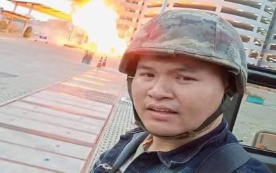 تھائی لینڈ میں فوجی جوان نے کمانڈر کو قتل کرکے مشین گن چرا لی اور شاپنگ مال میں گھس گیا، اندھا دھند فائرنگ سے اب تک کتنے لوگ مارے گئے؟