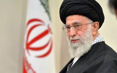 """""""ٹرمپ کے مرنے سے پہلے یہ مرجائے گا""""ایرانی سپریم لیڈر خامنہ ای کا حیران کن بیان"""
