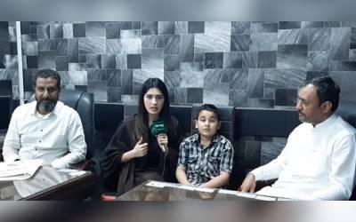 روزنامہ پاکستان کے ساتھ انٹرویو کے بعد سموسے بیچنے والے دس سالہ زاہد کا خواب پورا ہوگیا، دریا دل پاکستانی نے اسے پلاٹ دے دیا