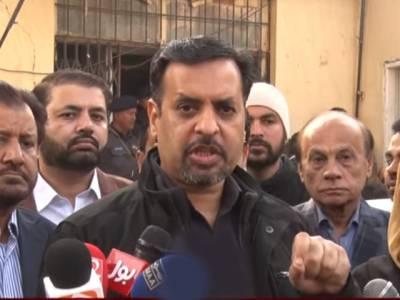 مسئلہ اختیارات کا نہیں بلکہ ۔۔۔مصطفیٰ کمال نے ایسی بات کہہ دی کہ میئر کراچی وسیم اختر غصے سے لال پیلے ہو جائیں گے