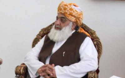 مولانا فضل الرحمان کے بیٹے غداری کا مقدمہ چلانے کے بیان پر عمران خان کے خلاف میدان میں آ گئے ، بڑا اعلان کر دیا