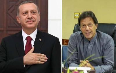 """ترکی پاکستان سے تجارتی حجم کو کتنا بڑھا ئے گا ؟ ترک صدر نے ایسا اعلان کر دیا کہ """" دوستی کا حق ادا کر دیا """""""