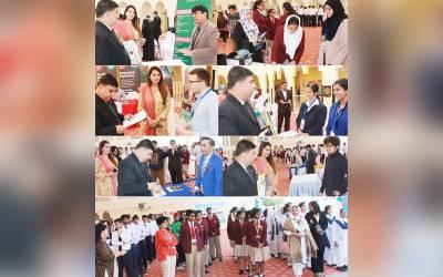 شیخ محمد بن راشد المکتوم پاکستانی سکول دبئی میں کالج کیریئر فیئر 2020ءکا انعقاد