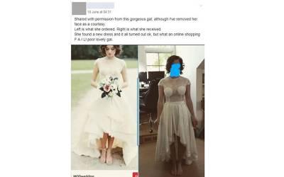 دلہن نے شادی کا جوڑا آن لائن منگوایا، پیکنگ کھولی تو اندر سے کیا نکلا؟ جان کر آپ کا آن لائن شاپنگ سے اعتبار ہی اٹھ جائے