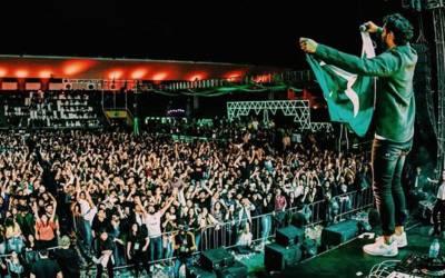 اسلام آباد میں ہونے والے میوزک فیسٹیول پر سینکڑوں لوگوں کا دھاوا، خواتین سے بھی چھیڑ چھاڑ ,لیکن دراصل یہ کون لوگ تھے؟ انتظامیہ نے اعلان کر دیا