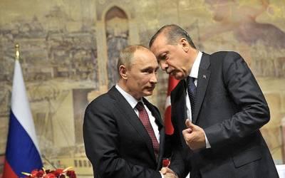 ترک صدر کی شام میں فوجی کارروائی کی دھمکی،روس کاردعمل بھی آگیا