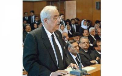اٹارنی جنرل انور منصورنے عہدے سے استعفیٰ دیدیا