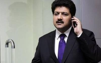 اٹارنی جنرل انور منصو ر کااستعفیٰ،حکومت یہ کام کرکے عزت بچائے، سینئر صحافی حامد میر بھی بول اٹھے