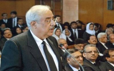 اٹارنی جنرل کے عہدے سے استعفیٰ دینے والے انور منصور خان نے تہلکہ خیز بیان دے دیا ،حکومت کا پول کھول دیا