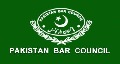 جسٹس قاضی فائز عیسیٰ کیس کا معاملہ ،پاکستان بار کونسل کاوزیر قانون فروغ نسیم کو کابینہ سے بے دخل کرنے کا مطالبہ
