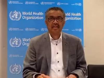 عالمی ادارہ صحت نے کرونا وائرس کے حوالے سے خطرے کی بڑی گھنٹی بجا دی