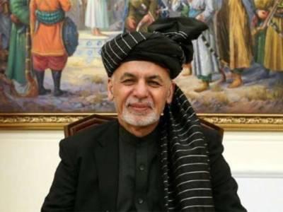 افغان صدر نے طالبان کے خلاف کارروائیاں بند کرنے کا اعلان کرتے ہوئے القاعدہ اور داعش کو بڑی دھمکی دے دی