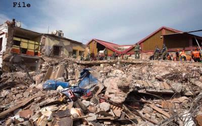 ایک ہی زلزلے نے ترکی اور ایران کو ہلا کر رکھ دیا، کتنے لوگ مارے گئے ؟