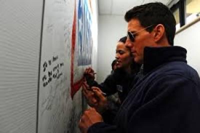 ٹام کروز کی فلم ''مشن امپاسبل7'' کی شوٹنگ منسوخ کرنا پڑگئی کیونکہ ۔ ۔ ۔ پریشان کن وجہ بھی سامنے آگئی
