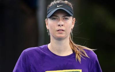 روسی ٹینس سٹار ماریہ شراپوا نے ریٹائرمنٹ کا اعلان کر دیا