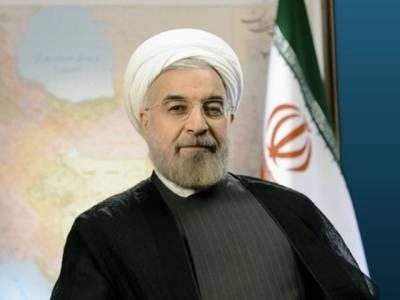 دشمن کرونا وائرس کےنام پر خوف ہراس پھیلا رہے ہیں: ایرانی صدر