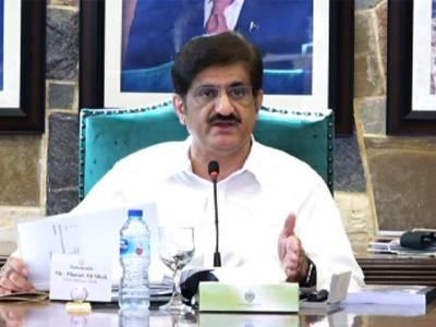 وزیر اعلیٰ سندھ مراد علی شاہ نے وفاقی حکومت کےایسے منصوبے کی حمایت کا اعلان کر دیا کہ ہر کوئی حیران رہ جائے گا