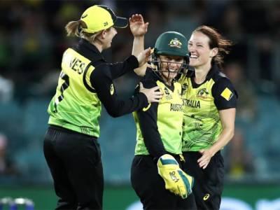 ویمنز ٹی 20ورلڈ کپ، آسٹریلین اور بھارتی ویمنز نے اپنے اپنے میچز جیت لئے