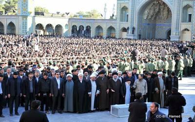 کرونا وائرس کی وجہ سے تہران سمیت مختلف شہروں میں جمعہ کے اجتماعات منسوخ
