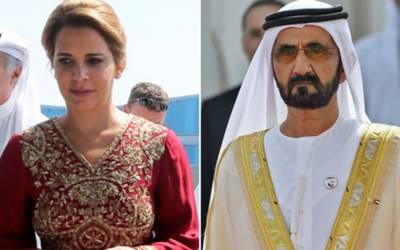 دبئی کے حکمران شیخ راشد المختوم اپنی بیوی سے مقدمہ ہار گئے