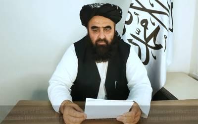 'ہمارے مخالفین کیلئے عام معافی، پاکستان کا شکریہ ، کابل حکومت عوام کی مخالفت چھوڑ دے' امن معاہدے کے بعد طالبان امیر کا اہم ترین بیان