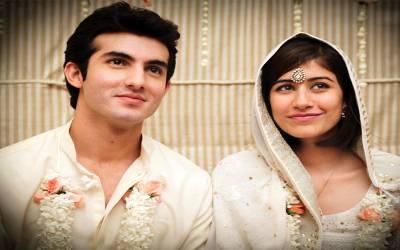 اداکار جوڑے شہروز سبزواری اور سائرہ یوسف میں طلاق ہوگئی