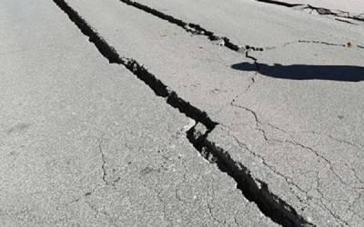 بلوچستان کے علاقے خضدار میں زلزلے کے جھٹکے