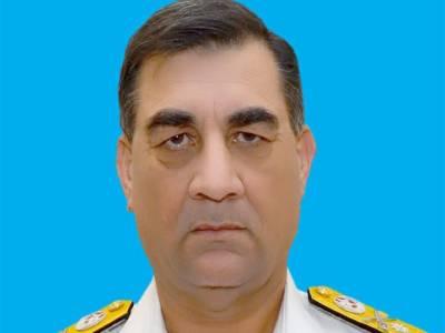 ریئر ایڈمرل محمد شعیب ہلال امتیاز ملٹری نے بطور ڈائریکٹر جنرل پاکستان میری ٹائم سکیورٹی ایجنسی کمان سنبھال لی