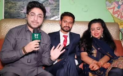 سرگودھا کے لڑکے سے شادی کرنے پہلی مرتبہ میکسیکو سے نوجوان لڑکی پاکستان پہنچ گئی