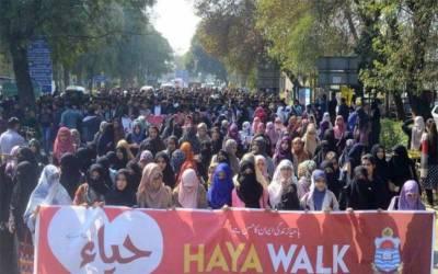 خواتین کے عالمی دن پر پاکستانی خواتین دو دھڑو ں میں بٹ گئیں ،کل عورت مارچ کے مقابلے میں ایسا کیا ہونے جا رہا ہے ؟بڑی خبر آگئی