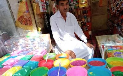 پاکستان میں بسنے والے لاکھوں ہندو 9 مارچ کو ہولی کا تہوار منائیں گے