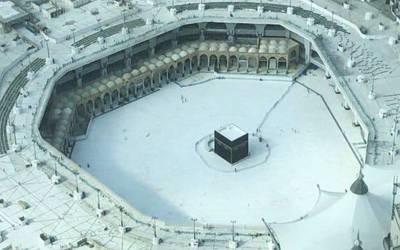 مسلمانوں کے لیے بڑی خوشخبری، حرم کو طواف کے لیے کھول دیا گیا، لیکن ایک شرط ابھی بھی لاگو